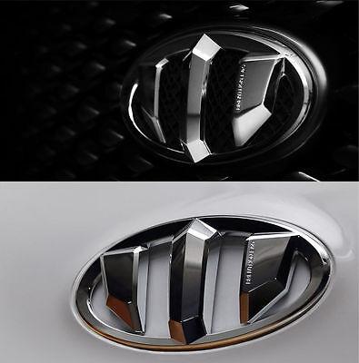 Brenthon Front Hood Rear Trunk Emblem 2p For 2013-2015 Kia Forte : K3