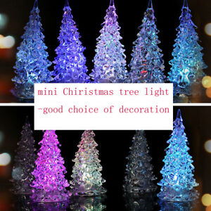 image is loading light up acrylic christmas tree ornaments twinkling led