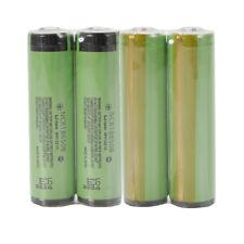 4Pcs NCR18650B 3.7V 3400mAh Rechargeable PCB Protected Battery for Panasonic UK