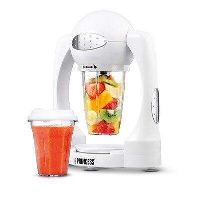 600ML Standmixer Saftpresse Frucht Mixer Entsafter Blender Satz Smoothie Maker+