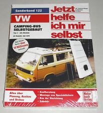 Anleitung Wohnmobil Innenausbau Selbstausbau VW Bus T3 Transporter Caravelle