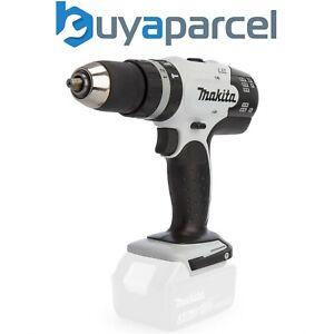 Makita DHP453ZW 18v LXT White Combi Hammer Drill Driver DHP453Z - Bare Tool
