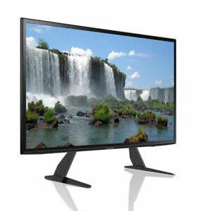 Universal-TV-Bracket-Stand-Tabletop-Base-Stand-TV-Pedestal-Mount-For-26-034-65-034-LED