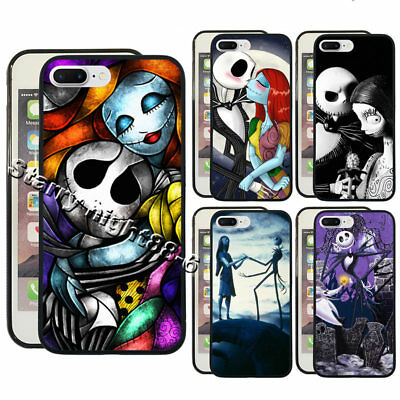 Nightmare Before Christmas Phone Case For Iphone Xs Max Xs X 5s 6s 7 8 Plus Ebay