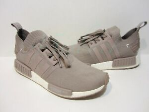 finest selection e4ec6 78b6f Details about ADIDAS NMD R1 PK FRENCH BEIGE SIZE 11.5