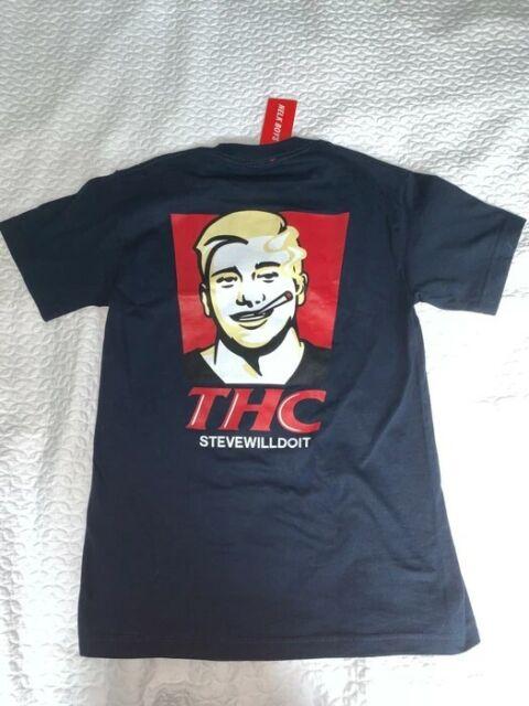 Nelk Boys Steve Will Do It 4/20 April Drop- THC Shirt ...