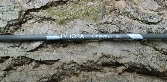 6 x Nijora Onawa Pro 800 Schaft. Spine 800. Volle Länge. Pfeilschaft Neu