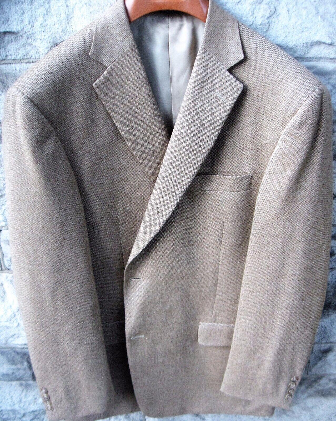 Hart, Scaffner & Marx men's sports coat size 46 L