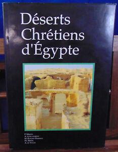Guillaumont Déserts chrétiens d'Egypte...