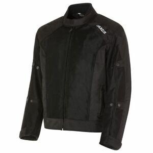 Giacca-Moto-Scooter-Giubbino-Giubbotto-Motociclista-con-Protezioni-Omologate