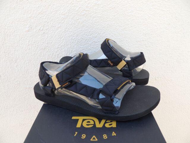 d0e21480d Teva Original Universal Puff Black Color Mens Sandals Size US 10 for ...