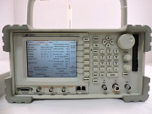 Aeroflex P25 Wireless Radio Test Set, IFR2975, With Remote CAL, EVM, & SzSnet.