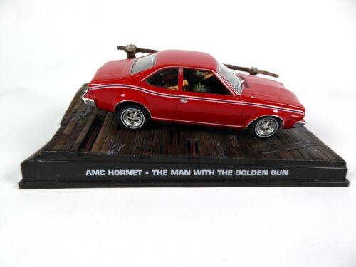 1:43 Diecast Model Car DY028 AMC Hornet James Bond 007 TMWTGG