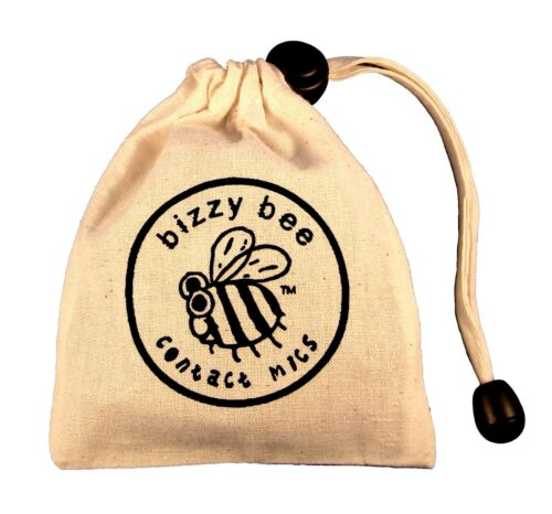 B full product Bizzy Bee Contact Mic stock