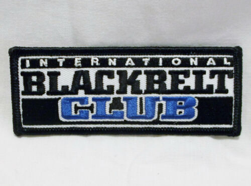 MARTIAL ARTS INTERNATIONAL BLACK BELT CLUB Karate Set of 2-NEW