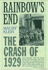Rainbow's End: The Crash of 1929 (Pivotal Moments in American History)-ExLibrary