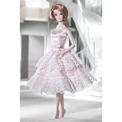Nunca quitado de la Caja  Southern Belle Silkstone Barbie Modelo De Moda
