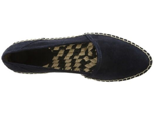 New in Box Womens Frye Lee Lee Lee A Line shoes Moccasins Navy Suede Size 9.5 M   158 8de7d4