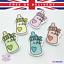 Baby Shower Vêtements Boutons Transport Poussette infirmiers bouteille Feeder de couture pour bébé