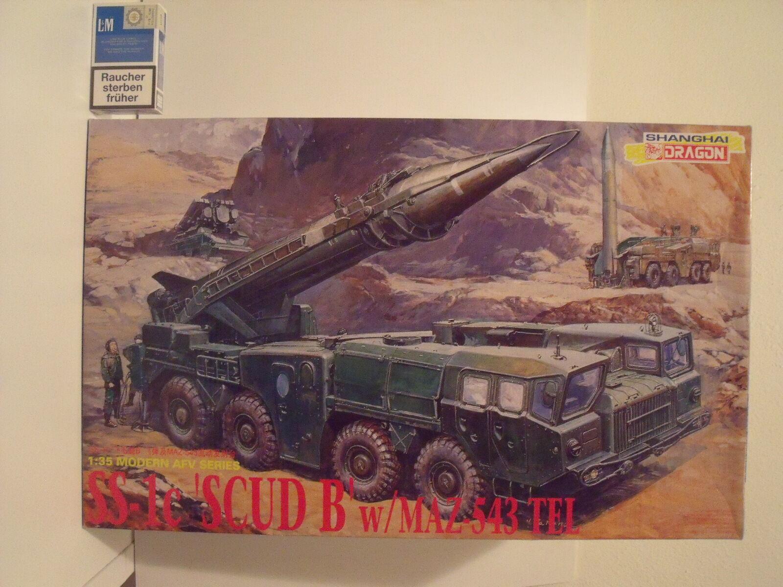 SS-1c  Scud B  with Maz-543 Tel 1 35