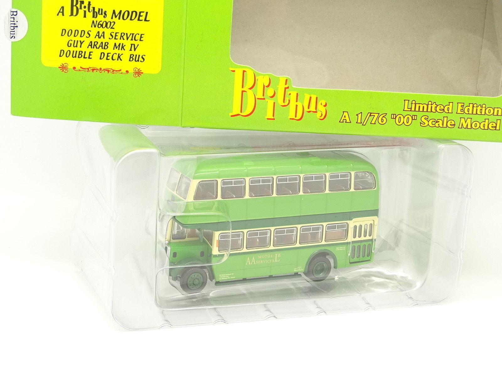 Britbus 1 76 - Bus Bus Guy Arab Mk4 'Dodds of Troon'