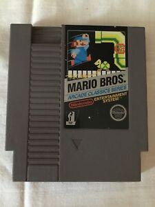 The Original Mario Bros Arcade Classics Series 1986 Pre-owned 5 Screw