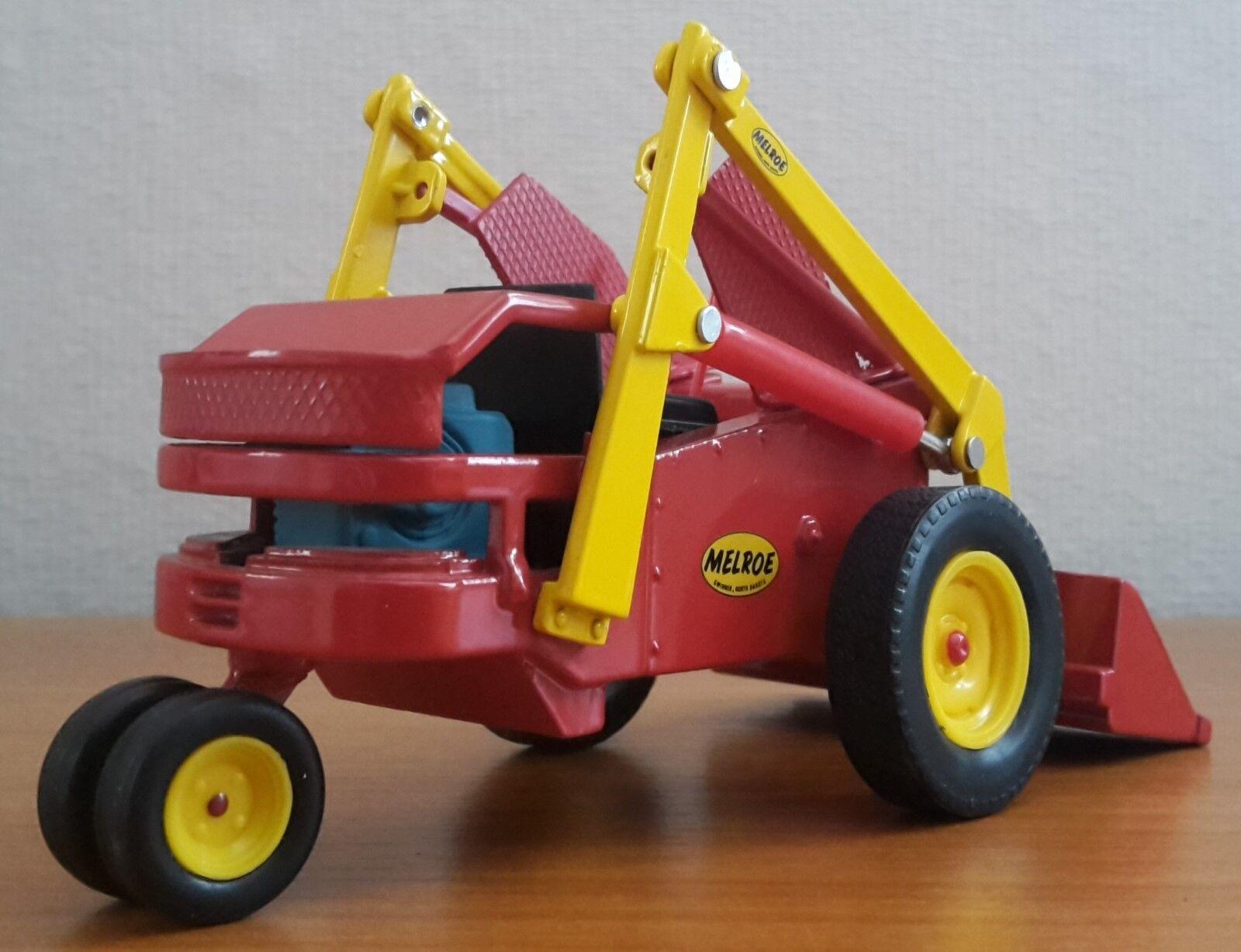 Spielzeug Melroe M-200 M-200 M-200 Classic Edition Kompaktlader Maßstab 1 25 Sammler NEU 123e9f