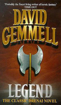 1 of 1 - Legend by David Gemmell (Paperback, 1986)