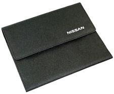 Nissan Book Pack Folder Handbook Holder Wallet Only New Genuine 9999900VOW
