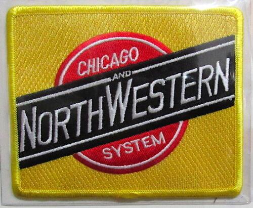 CHICAGO /& NORTH WESTERN RAILWAY ~ Willabee /& Ward ~ UNION PACIFIC RAILROAD PATCH