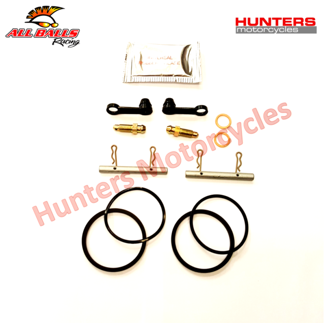 1982 HONDA CX500C  FRONT BRAKE CALIPER NEW STAINLESS STEEL PISTON /& SEAL KIT