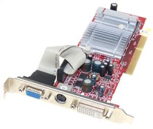Gecube Ati Radeon 9600SE AGP 128MB Gc-r9600l / Se Carte Graphique