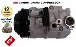 Details about FOR MERCEDES VITO BUS VAN CDi 1996-2003 AC AIR CON  CONDITIONING COMPRESSOR UNIT