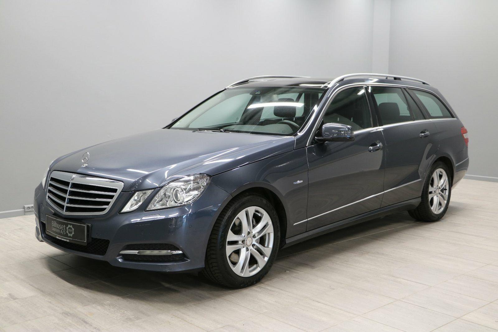 Mercedes E250 2,2 CDi Avantgarde stc. aut. BE 5d - 284.900 kr.