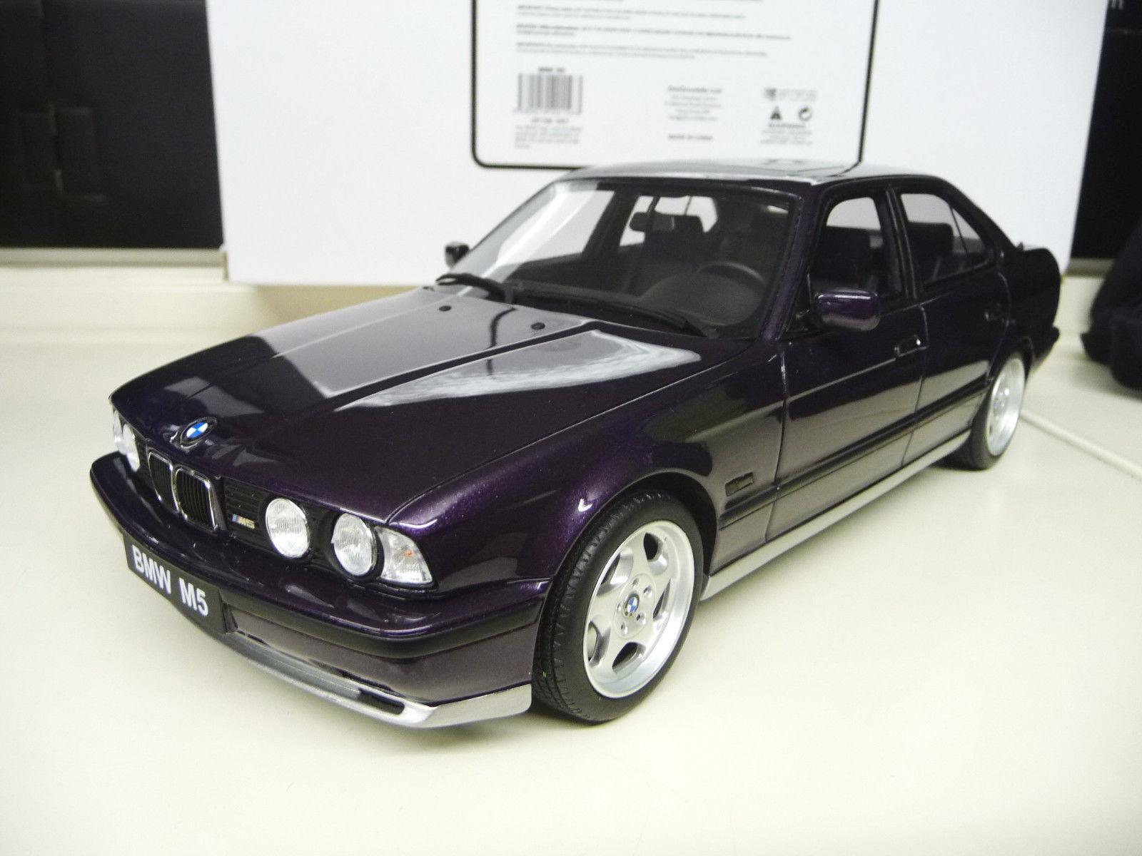 OTTO MOBILE BMW M5 E34 Violeta Metálico Edición Limitada Envío Gratis
