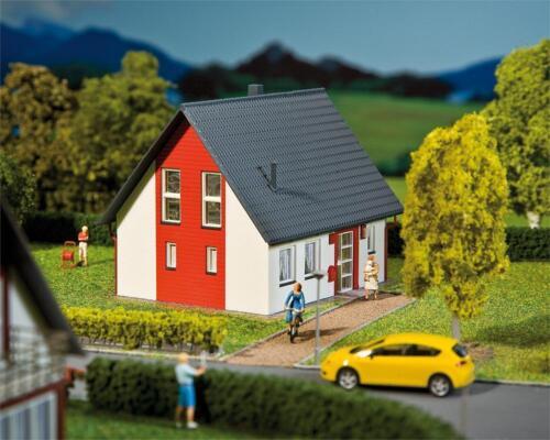 1 von 1 - Faller, 130315, Einfamilienhaus rot, neu, OVP, Haus, Wohnhaus