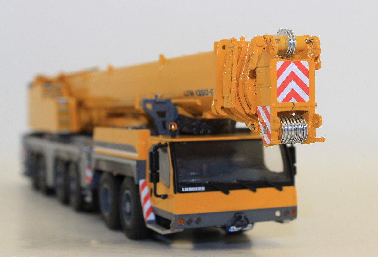 WSI 02-1024 Liebherr Mobile Crane LTM 1350 6.1 NEW BNIB 1 50