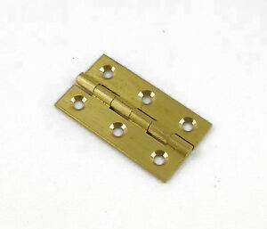 Image Is Loading Butt Hinge Solid Brass Door Hinges 1 1