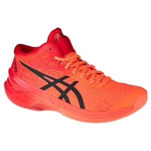 ASICS Sky Elite FF MT Tokyo M 1051A056-701 Volley-ball Chaussures multicolores rouge