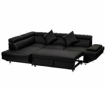 Fdw Contemporary Sectional Modern Sofa