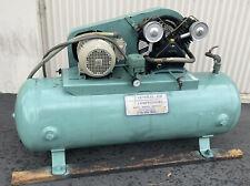 5hp 2 Stage Air Compressor 80 Gallon 230460v 3ph