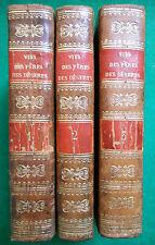 PRINCIPALES VIES DES PERES DES DESERTS D'ORIENT R.P.MARIN AVIGNON SEGUIN 1825