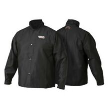 Lincoln Traditional Flame Resistant Welding Jacket Medium K2985 M