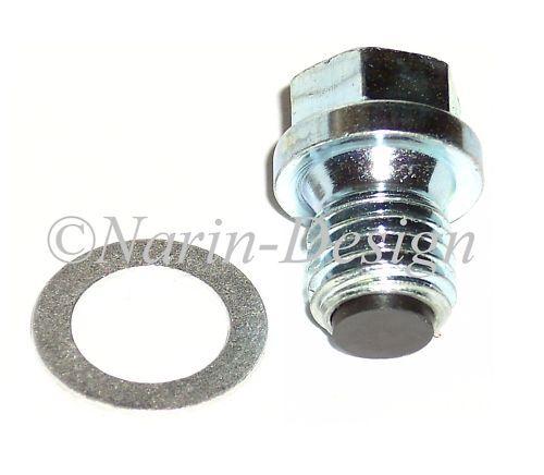 Magnetico scarico olio magnetico BASHAN SHINERAY con magnete 8mm