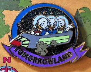 Disney-Pins-WDW-40th-Anniversary-Nephews-at-Tomorrowland-LE-1200