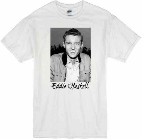 EDDIE HASKELL LEAVE IT TO BEAVER KEN OSMOND TV WHITE T-SHIRT Vintage Men Gift...