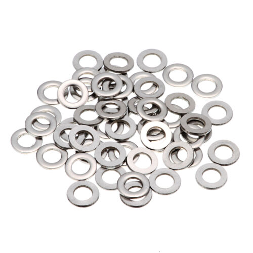 M1.6-M16 304 Stainless Steel Metric Flat Ring Washers Form A Flat Washers