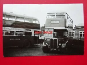PHOTO-SAMUEL-LEDGARD-BUS-REG-LYR-926-EX-LONDON-TRANSPORT-NO-RTL3507