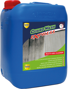 Guard Industry GuardWash Express Multi Use Concentrated Cleaning Liquid 5L