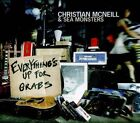 Everything's Up for Grabs [Digipak] by Christian McNeill/The Sea Monsters (CD, Jan-2013, Q Division Records)